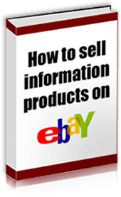 How to sell information products on
